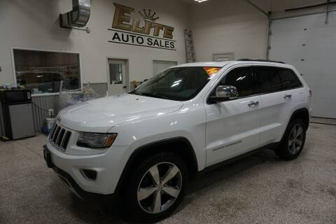 2014 Jeep Grand Cherokee for sale at Elite Auto Sales in Ammon ID