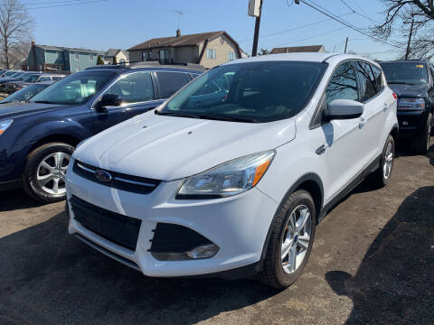 2016 Ford Escape for sale at Charles and Son Auto Sales in Totowa NJ