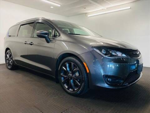 2018 Chrysler Pacifica for sale at Champagne Motor Car Company in Willimantic CT