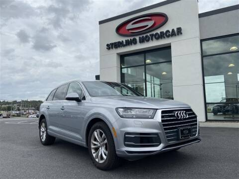 2018 Audi Q7 for sale at Sterling Motorcar in Ephrata PA