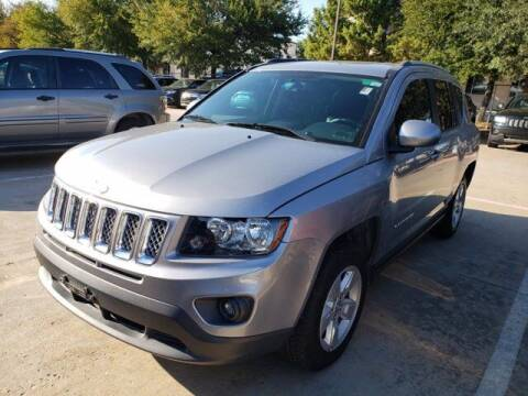 2017 Jeep Compass for sale at Don Herring Mitsubishi in Plano TX
