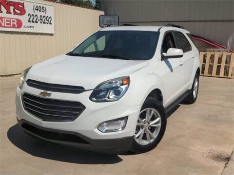 2017 Chevrolet Equinox for sale at Auto Bankruptcy Loans in Chickasha OK