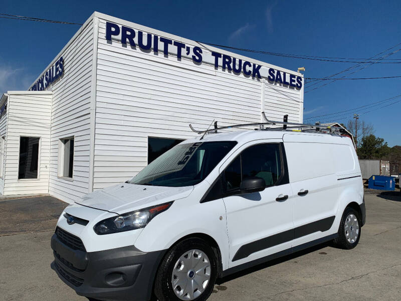 2017 Ford Transit Connect Cargo for sale at Pruitt's Truck Sales in Marietta GA