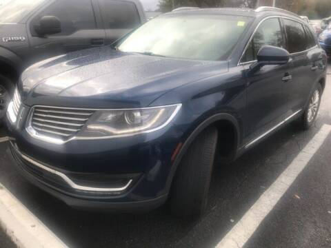 2017 Lincoln MKX for sale at BILLY HOWELL FORD LINCOLN in Cumming GA