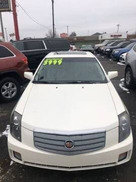 2005 Cadillac CTS for sale at Al's Linc Merc Inc. in Garden City MI