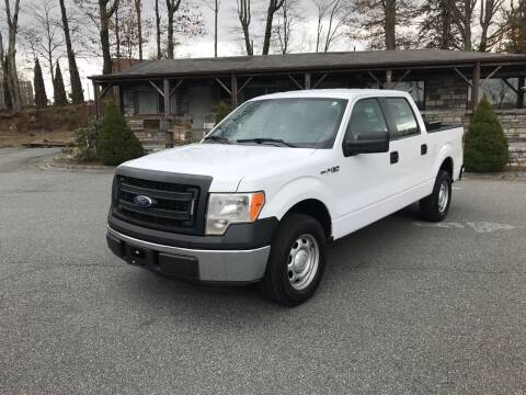 2013 Ford F-150 for sale at Highland Auto Sales in Boone NC