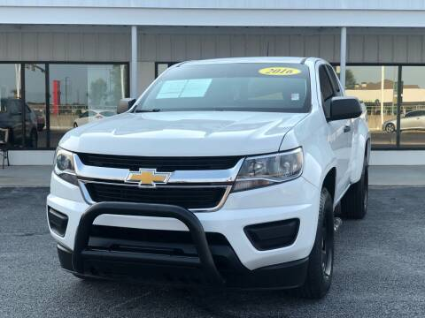 2016 Chevrolet Colorado for sale at Nelson Car Country in Bixby OK