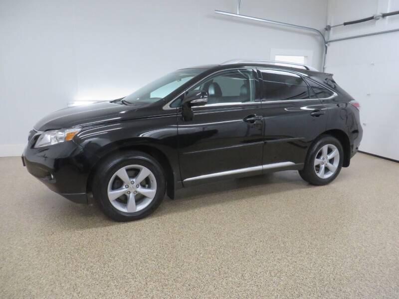 2012 Lexus RX 350 for sale at HTS Auto Sales in Hudsonville MI