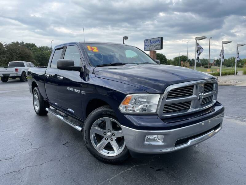 2012 RAM Ram Pickup 1500 for sale at Integrity Auto Center in Paola KS