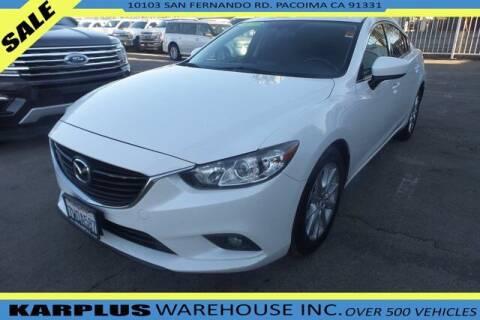 2017 Mazda MAZDA6 for sale at Karplus Warehouse in Pacoima CA