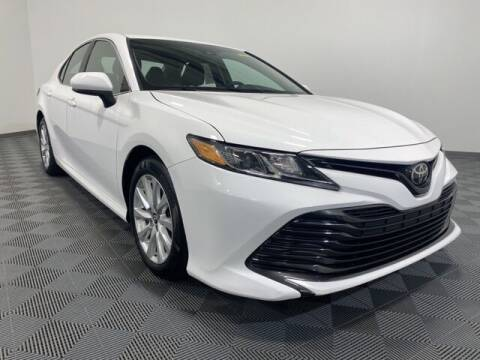 2018 Toyota Camry for sale at Renn Kirby Kia in Gettysburg PA