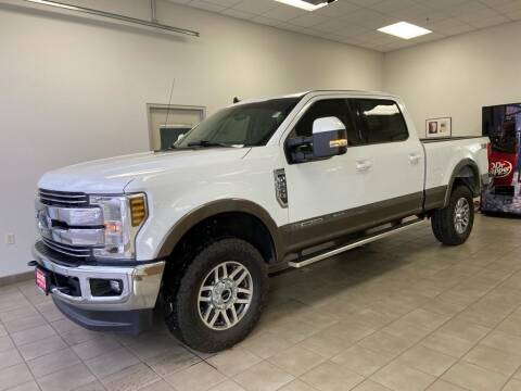 2019 Ford F-250 Super Duty for sale at DAN PORTER MOTORS in Dickinson ND