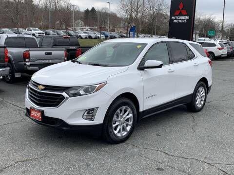 2020 Chevrolet Equinox for sale at Midstate Auto Group in Auburn MA