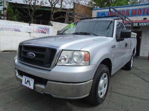 2004 Ford F-150 for sale at IBARRA MOTORS INC in Cicero IL