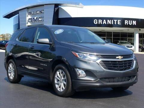 2019 Chevrolet Equinox for sale at GRANITE RUN PRE OWNED CAR AND TRUCK OUTLET in Media PA