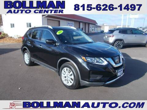 2017 Nissan Rogue for sale at Bollman Auto Center in Rock Falls IL