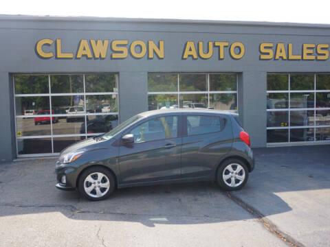 2019 Chevrolet Spark for sale at Clawson Auto Sales in Clawson MI