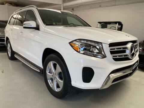 2017 Mercedes-Benz GLS for sale at Mag Motor Company in Walnut Creek CA