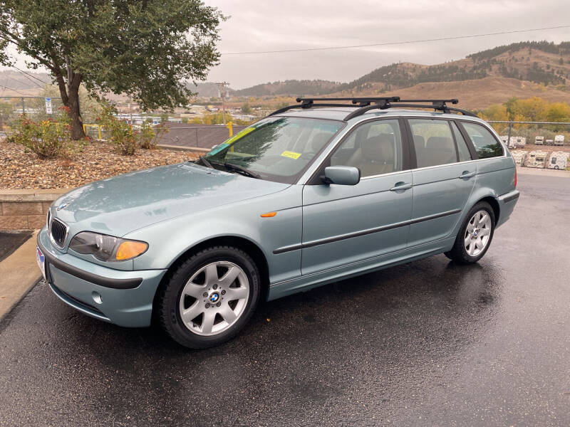 2002 BMW 3 Series for sale at Big Deal Auto Sales in Rapid City SD