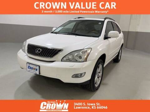 2007 Lexus RX 350 for sale at Crown Automotive of Lawrence Kansas in Lawrence KS