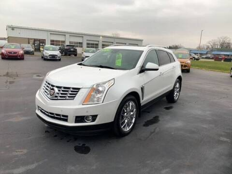 2013 Cadillac SRX for sale at BORGMAN OF HOLLAND LLC in Holland MI