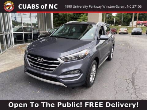 2018 Hyundai Tucson for sale at Summit Credit Union Auto Buying Service in Winston Salem NC