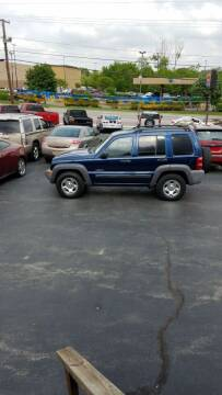 2004 Jeep Liberty for sale at Country Auto Sales in Boardman OH