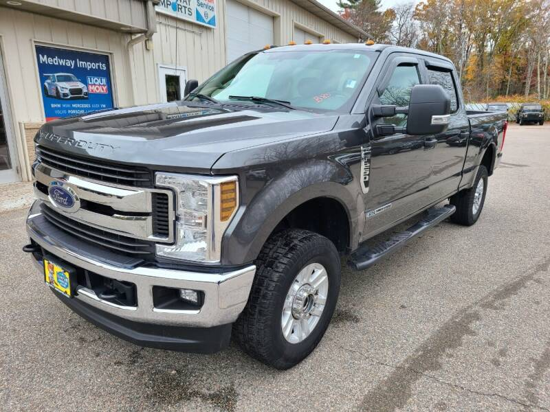 2019 Ford F-250 Super Duty for sale at Medway Imports in Medway MA