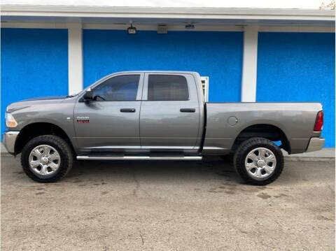2012 RAM Ram Pickup 2500 for sale at Khodas Cars in Gilroy CA