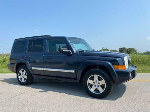 2010 Jeep Commander for sale at ILUVCHEAPCARS.COM in Tulsa OK