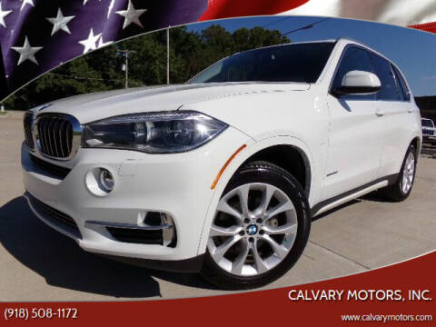 2014 BMW X5 for sale at Calvary Motors, Inc. in Bixby OK