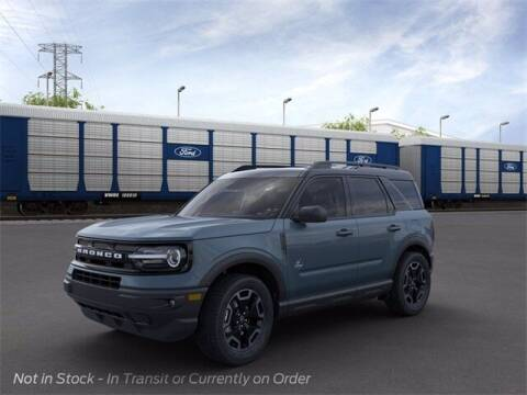 2021 Ford Bronco Sport for sale at PHIL SMITH AUTOMOTIVE GROUP - Tallahassee Ford Lincoln in Tallahassee FL