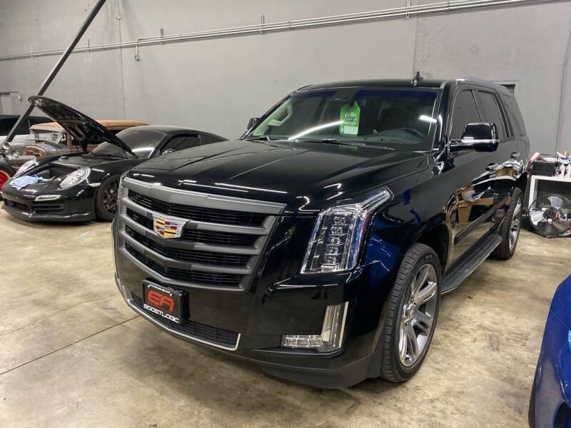 2016 Cadillac Escalade for sale at EA Motorgroup in Austin TX