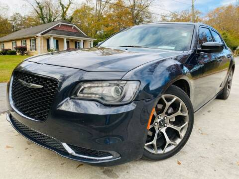 2018 Chrysler 300 for sale at Cobb Luxury Cars in Marietta GA