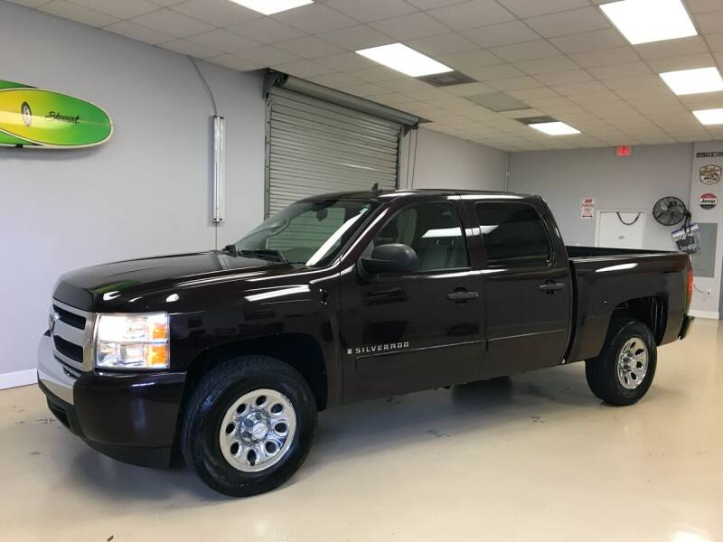 2008 Chevrolet Silverado 1500 for sale at Jeep and Truck USA in Tampa FL