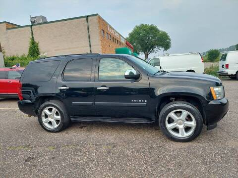2008 Chevrolet Tahoe for sale at Family Auto Sales in Maplewood MN