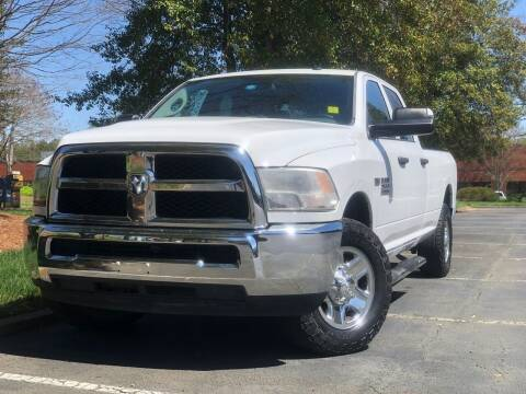 2015 RAM Ram Pickup 2500 for sale at William D Auto Sales in Norcross GA