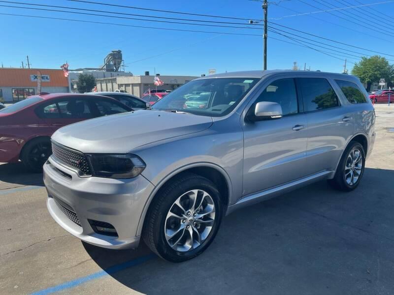 2020 Dodge Durango for sale at P J Auto Trading Inc in Orlando FL