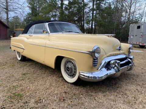1950 Oldsmobile Ninety-Eight for sale at VAP Auto Sales llc in Franklinton LA