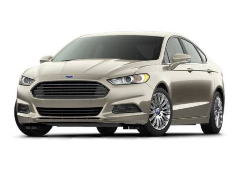 2016 Ford Fusion for sale at B & B Auto Sales in Brookings SD