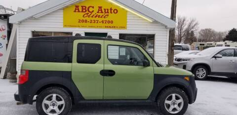 2007 Honda Element for sale at ABC AUTO CLINIC - Chubbuck in Chubbuck ID