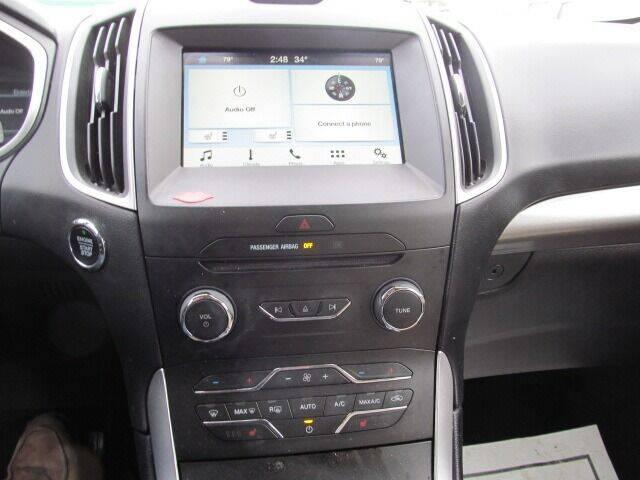 2018 Ford Edge AWD SEL 4dr Crossover - Stanton MI