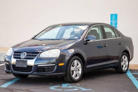 2008 Volkswagen Jetta for sale at Carland Auto Sales INC. in Portsmouth VA