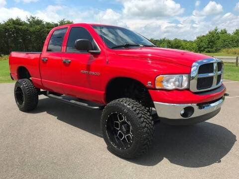 2004 Dodge Ram Pickup 2500 for sale at Superior Wholesalers Inc. in Fredericksburg VA