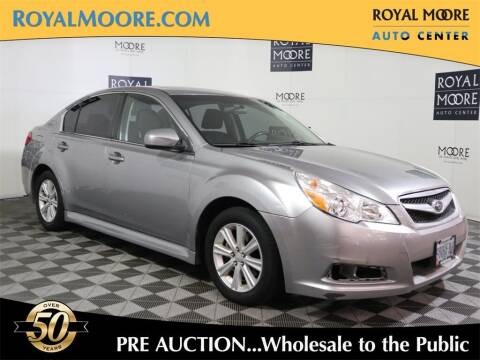 2011 Subaru Legacy for sale at Royal Moore Custom Finance in Hillsboro OR