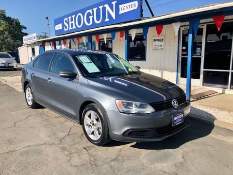 2011 Volkswagen Jetta for sale at Shogun Auto Center in Hanford CA