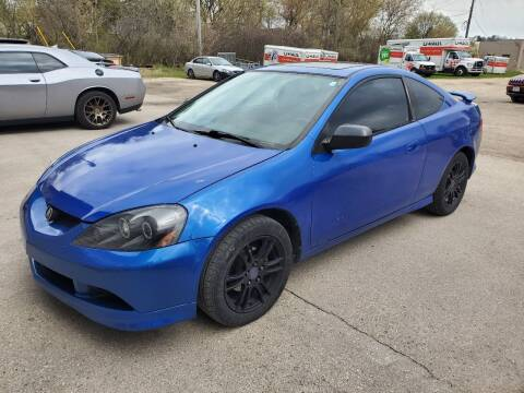 2006 Acura RSX for sale at JDL Automotive and Detailing in Plymouth WI