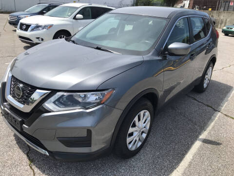2018 Nissan Rogue for sale at East Memphis Auto Center in Memphis TN