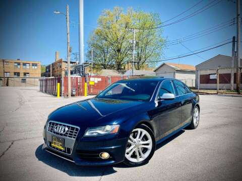 2011 Audi S4 for sale at ARCH AUTO SALES in St. Louis MO