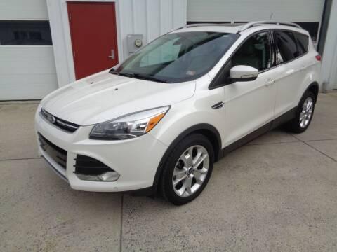 2014 Ford Escape for sale at Lewin Yount Auto Sales in Winchester VA